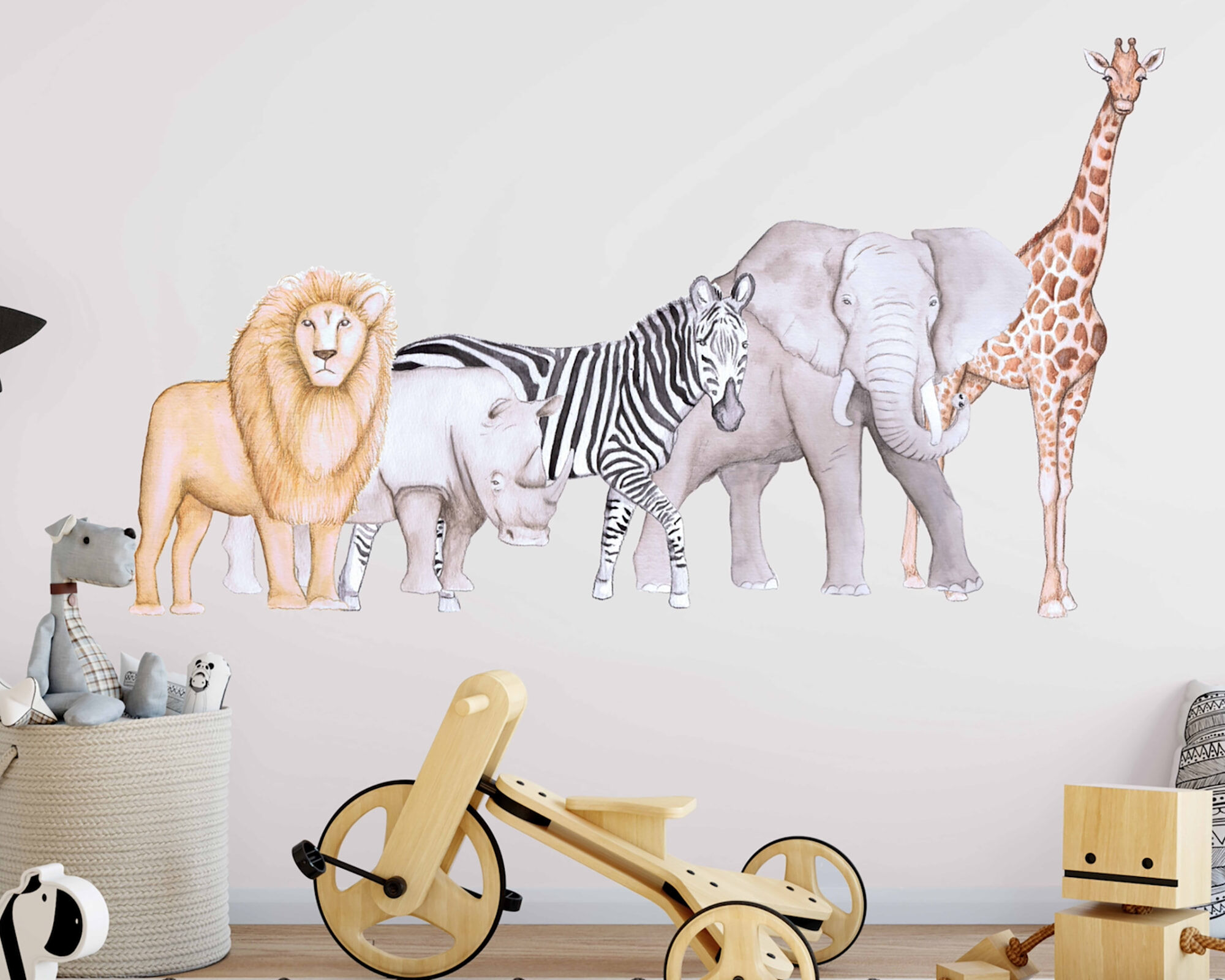 WD-African Animals-Main Image
